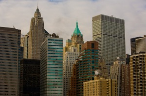 fidi The Financial District Is Back, But Without Its Swagger