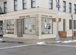 kors on bleeker Details on Michael Kors New Bleecker Corner