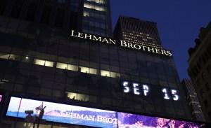 lehman 0 Mark Walsh, Former Lehman Real Estate Tsar, Buys Old Real Estate Funds