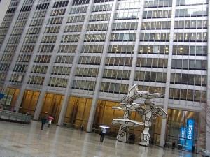 onechase3 pietroizzo 1 Milbank vs. Bank: JPMorgan Wants More Space Downtown