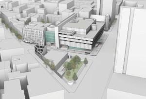 otoole hospital1 Rudin Opponents Flatline, Reviving St. Vincents Redo