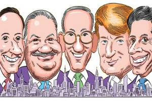 power 0 Power 100: The Most Powerful People in New York Real Estate
