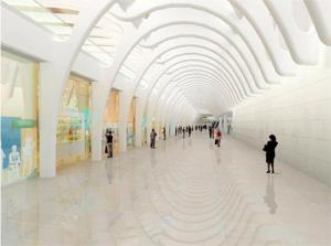 wtc mall calatrava Another Feather in Chris Wards Hard Hat: WTC Mall Deal