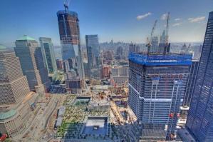 world trade center construction Larry Silverstein: World Trade Center Will Be 'Impregnable'