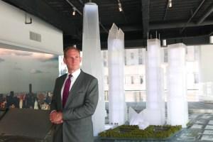 20110909 7wtc img 8327 Silverstein's Janno Lieber on the Progress at Ground Zero