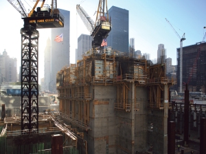 7 wtc construction unions Civil Unions: How the Ironworkers and Carpenters Teamed Up at 7 World Trade Center and Changed the Way We Build