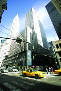 150 east 42nd cover The negotiations behind Aegis Media's renewal and renovation deal at 150 East 42nd Street