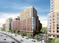rendering ii Former City Council Speaker Paves Way For Largest Bronx Rezoning
