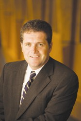 john barnes1 Reckson's Suburban Chief, John Barnes, Predicts Slow but Steady Recovery