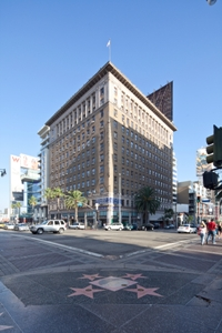building Stephen Meringoff Sells Last L.A. Asset