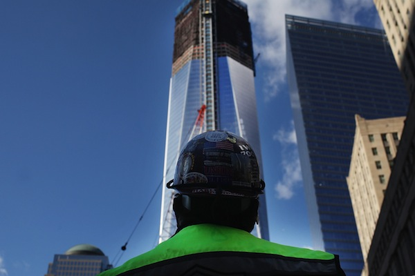 137983719 Mayor Bloomberg Defends WTC Pricetag While Christie Is Mum