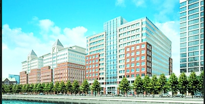 waterfront corporate center iii Garden State of Mind: Pearson and the Negotiations Behind its Hoboken Deal