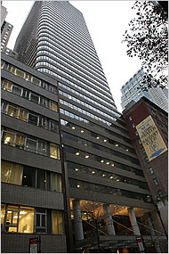 17deal190 1 Banorte Securities is Moving Up Thirty Floors at 140 East 45th Street