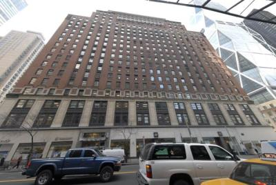 250 west 57th street Publisher of The Inspired Vegan Takes Space at 250 West 57th Street