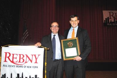 adam frazier Boston Properties Adam Frazier Snags REBNY Most Promising Award