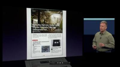jamesramsey Apple Unveils New iPad and... The LowLine?!