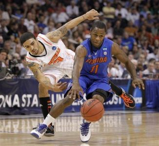 photos Erving Walkers Florida Gators Fall to Louisville, CBRE Mom Still Proud of Him