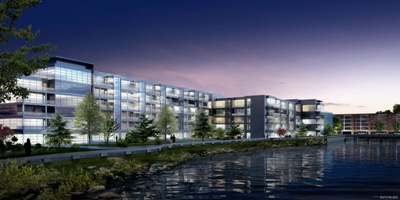 edgewater harbor CIT Real Estate Finance Provides $25M Loan for The Lofts at Edgewater Harbor