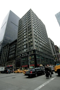 1140 avenue of the americas for web Water and Stone: How Blackstone Group Lured Waterfall Asset Management to 1140 Avenue of the Americas
