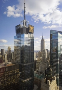 4 times square CBRE Tapped to Lease 4 Times Square Retail