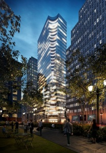 7bp hero dusk 2 7 Bryant Park Gets All Equity Financing, Construction Set To Start