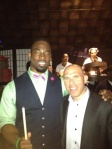 justin tuck and scott rechler The COs Big Night Hanging With Scott Rechler and The New York Giants