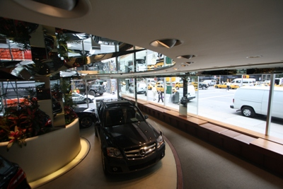 mercedes Mercedes to Vacate One of New York Citys Few Frank Lloyd Wright Buildings
