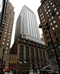 450 lex RXR Realty To Buy 450 Lexington Avenue from Istithmar World Capital