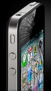 iphone4crack Mac Geeks Face Unbearable Choice