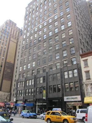 1001 avenue of the americas2 Engineering Firm Inks Space at 1001 Avenue of the Americas