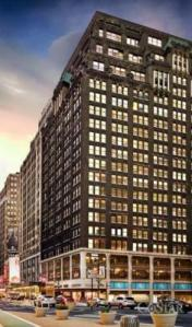 1385broadway 1385 Broadway Proves Magnet for Chelsea, Soho Companies