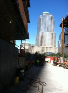 4wtc Construction Worker Injured at 3 World Trade Center