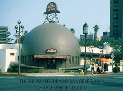 brown derby Cecil B. Sold: Famed Brown Derby Building Sells For $9.25 million