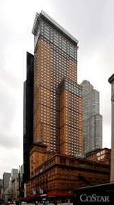 carnegie tower1 Lionstone Capital Takes its Lions Share of Space at 152 West 57th Street