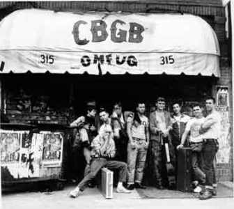 cbgbold Exclusive: Patagonia Takes CBGB Space
