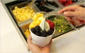 Pinkberrys Frozen Yogurt Hits Dumbo