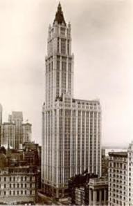 woolworth building Top Floors of Woolworth Building Sold, Will Have New Life as Condos