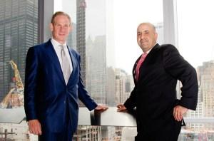 7wtc for web Silverstein Properties Janno Lieber and Serge Demerjian Talk WTC