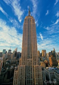 Empire State Building is a test lab for the business case for sustaintability. (photo courtesy of CoStar)
