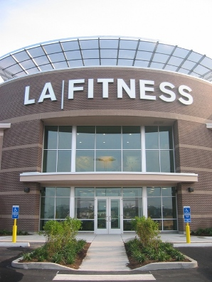 LA Fitness to Open at Metro Center Atrium