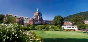 the homestead exterior 1 Ritzy Virginia Resort Becoming More So, Thanks to Financing Arranged by Cushman & Wakefield