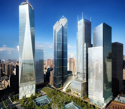 wtc site when finished Opening Office in 7 WTC, Westfield Ramps Up to Begin Leasing WTC Retail
