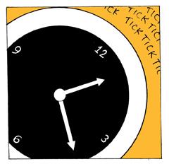 clock Uncertainties and Looming Tax Deadlines Fog Landscape