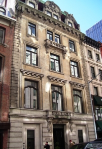 henry seligman house 30 west 56th street Citibank Provides Loan on Alberta Ferretti Boutique