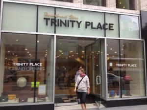 Trinity Place Department Store Opens Flagship Store