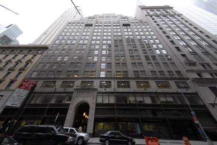 11 west 42nd street Michael Kors Growing at 11 West 42nd Street