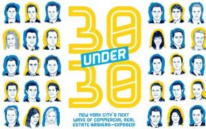 cover image <em>The Commercial Observers</em> 30 Under 30