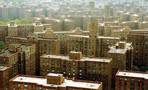 stuy town from getty images JVs Take Advantage of Rental Apartments: the Prize Asset for Ownership