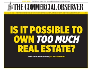 web cover Reaching for the Sun: Is It Possible to Own Too Much Real Estate?