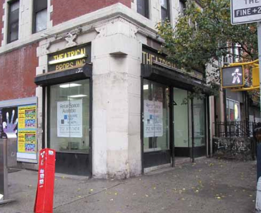 464 Ninth Avenue has been leased by Pie Face, an Australian pie vendor.